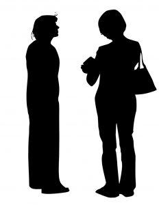 встреча с незнокомой девушкой