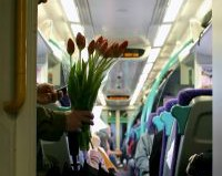 знакомство в поезде