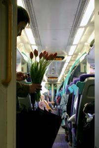 как познакомиться девушкой в автобусе