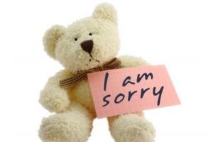 попросить прощения у любимой
