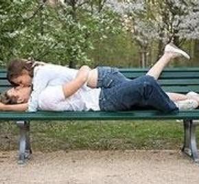 Секс экстрим в общественных местах