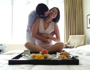 Романтическое утро