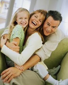 счастливая семейная жизнь