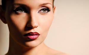 макияж брюнетка