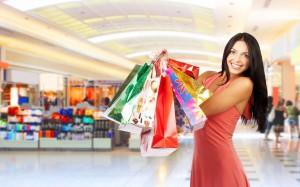 шопинг с любимым