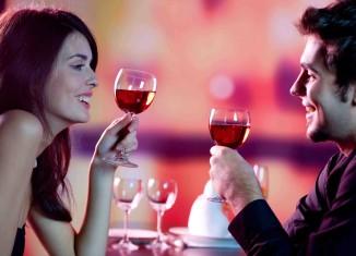 романтический ужин 14 февраля