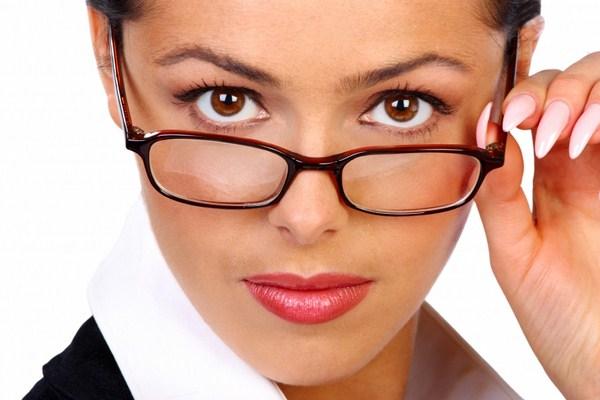 фото умная женщина