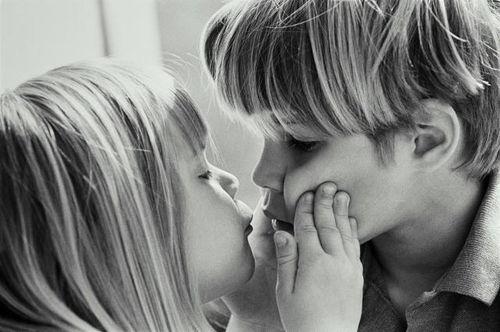 заразиться при поцелуе