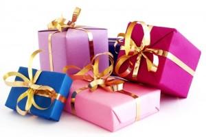 подарки женщине на Новый год