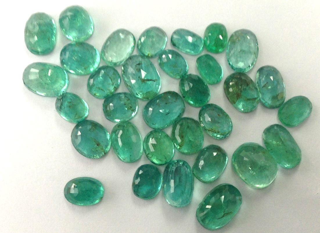 Как сделать зелёный камень 812