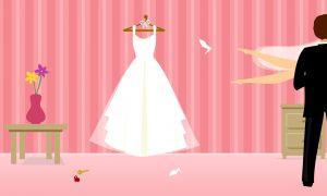 ждать принца для свадьбы
